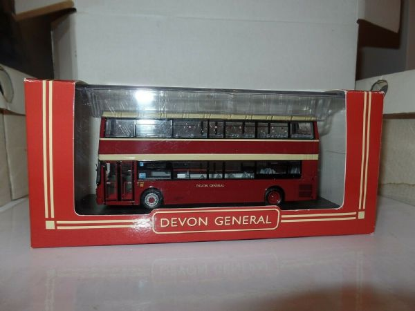 CMNL UKBUS1041 ALX400 Trident Stagecoach Devon General Traditional Livery MIB
